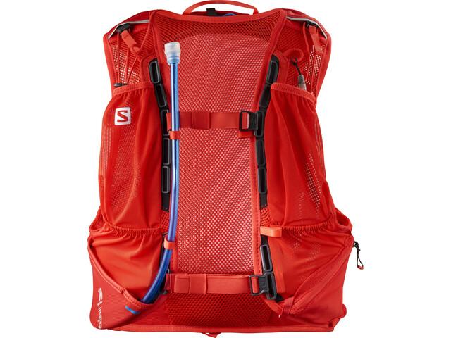 Salomon Skin Pro 10 Zestaw z plecakiem, fiery red